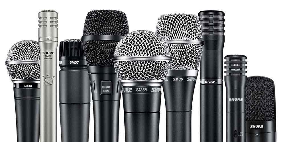 چگونگی کار میکروفون