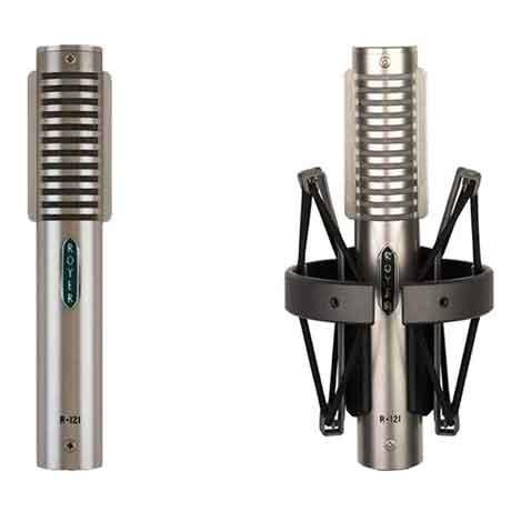 royer r121 ribbon microphone