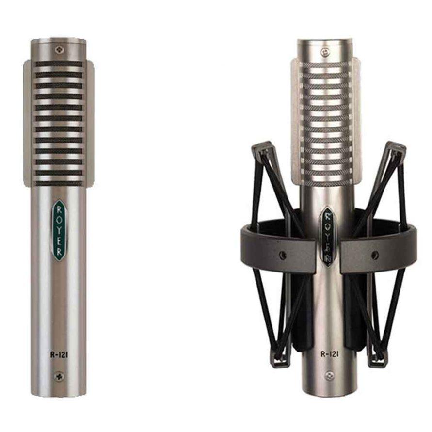میکروفن( microphone - میکروفون ) ریبون