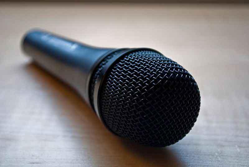 میکروفون و انواع مختلف آن
