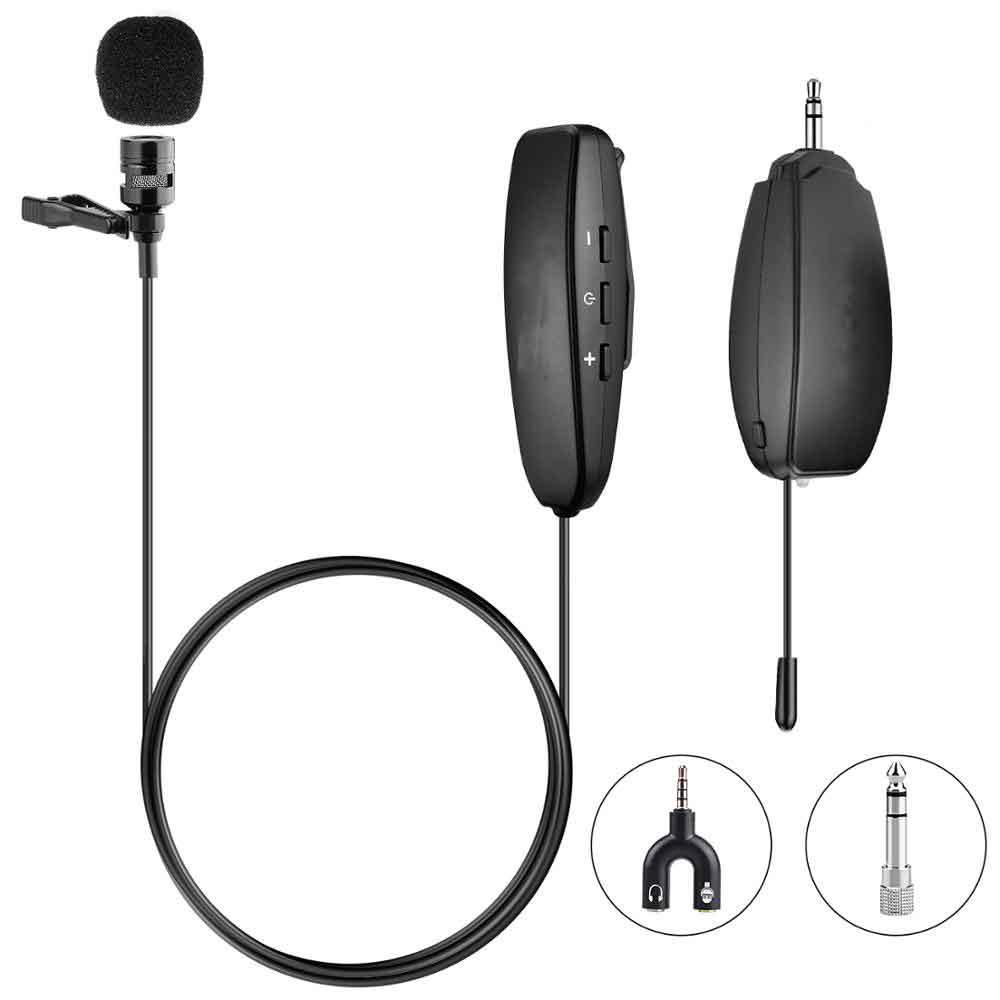میکروفون بی سیم مدل Kx618