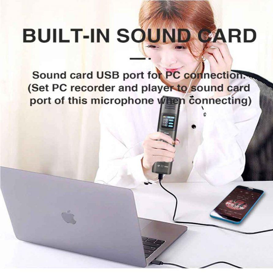 کارت صدای داخلی HK620