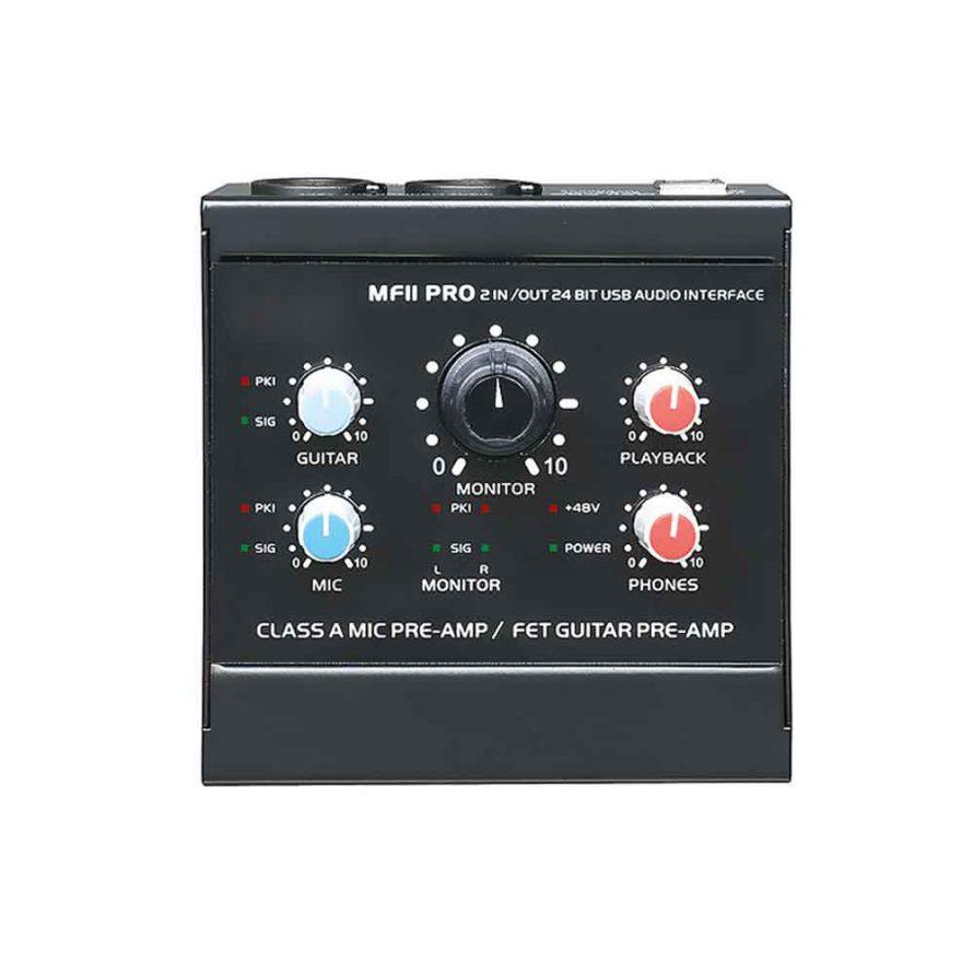 طراحی زیبای کارت صدا مدل MF11-Pro
