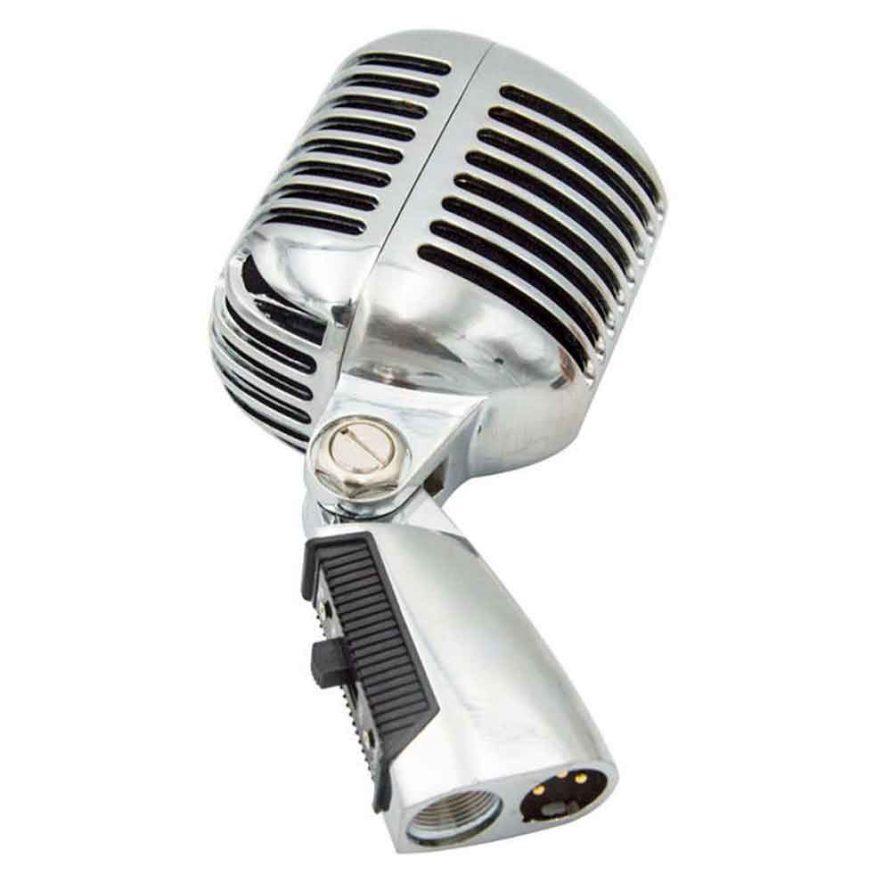 میکروفون ( میکروفن - microphone ) داینامیک Retro