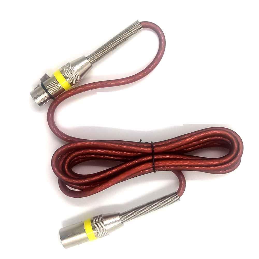 کابل XLR به XLR میکروفون 2.5 متری