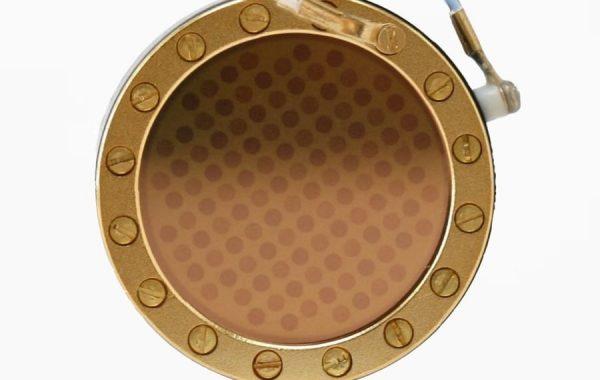روکش طلا در دیافراگم میکروفون